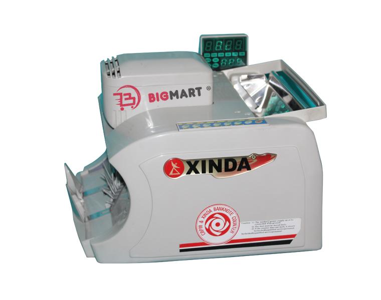 máy đếm tiền Xinda 2166F