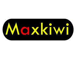 Logo xe đẩy maxkiwi