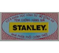 Tem chống hàng giả Stanley
