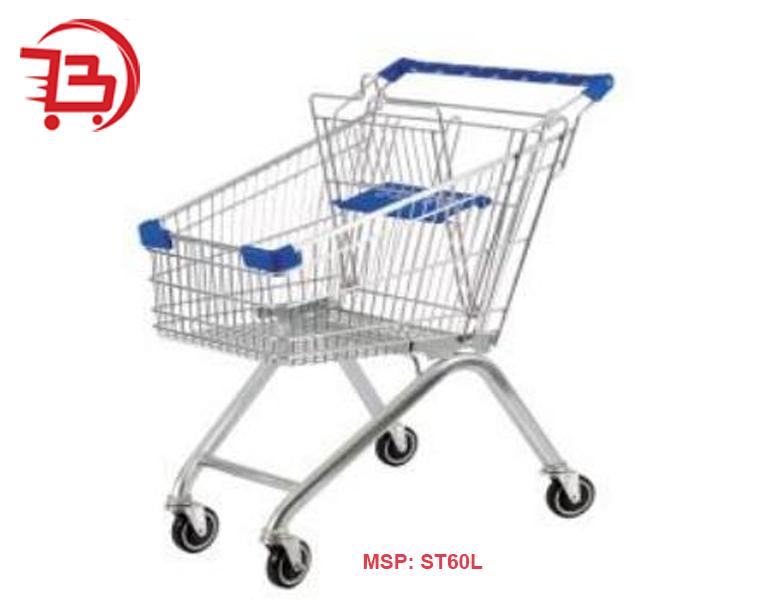 Xe đẩy siêu thị