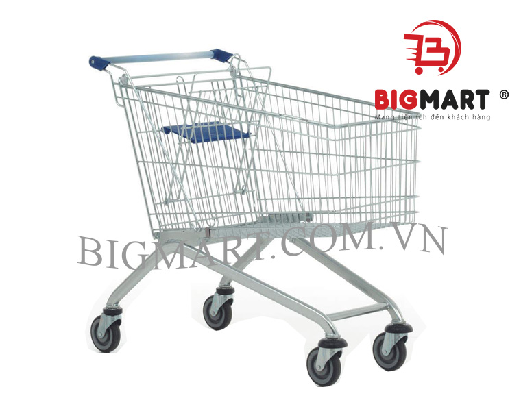 Xe đẩy siêu thị 100L Bigmart