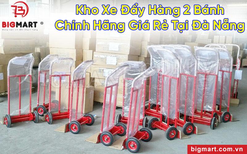 Trung tâm cung cấp xe đẩy tay 2 bánh giá tốt nhất Đà Nẵng