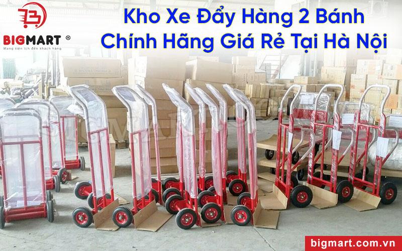 Địa chỉ mua xe đẩy 2 bánh giá rẻ tại Hà Nội