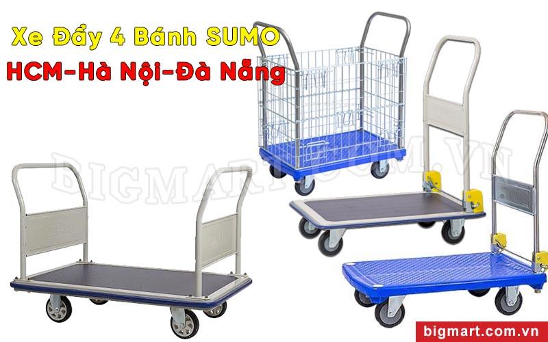 Xe đẩy 4 bánh SUMO Thái Lan