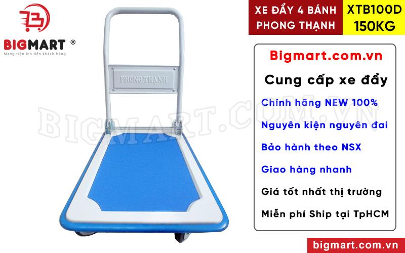 BIGMART cung cấp xe đẩy Phong Thạnh chính hãng