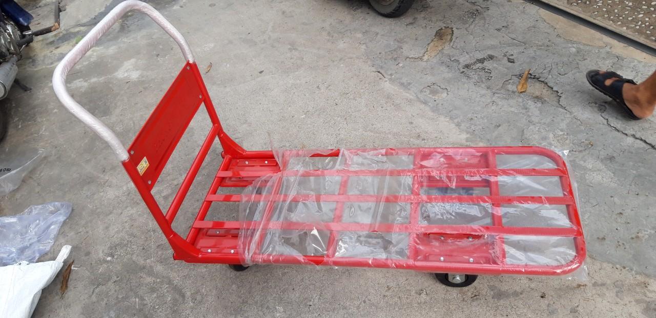 Hình thực tế xe đẩy 500kg Phong Thạnh XTH 200N