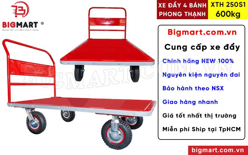 Mua xe đẩy XTH 250S1 Phong Thạnh chính hãng tại BIGMART