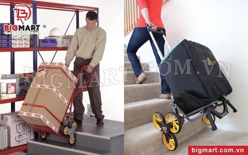 Xe leo cầu thang đa năng